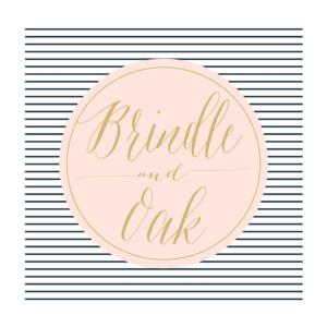 Brindle + Oak